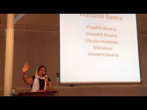 Wastahili bwana lyrics