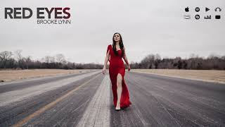 Brooke Lynn Red Eyes