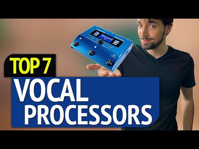 BEST VOCAL PROCESSORS! (2020)
