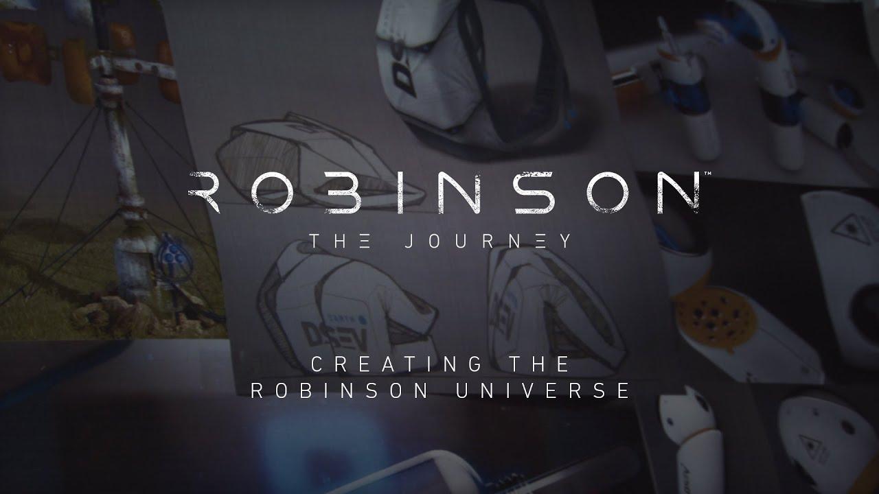Un nuovo video di Robinson: The Journey mostra il dettagliatissimo mondo in realtà virtuale di Crytek