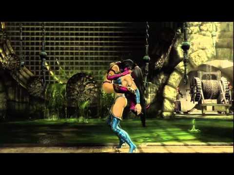 El Nuevo Trailer De Mileena Para El Nuevo Mortal Kombat
