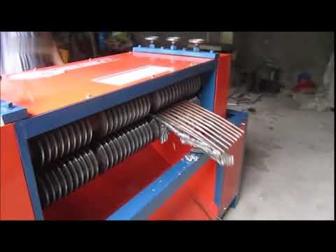 Fully Automatic Radiator Recycling Machine LD-1200P