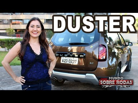 Test Drive Novo Renault Duster 4WD 2016
