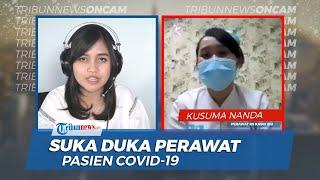 Cerita Suka Duka Perawat Pasien Covid-19 RS Kasih Ibu Surakarta