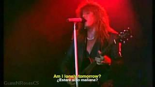 Europe - Open Your Heart HD - Español / Inglés