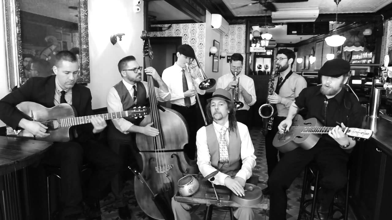 Hire The Blue Vipers Of Brooklyn Jazz Band In New York