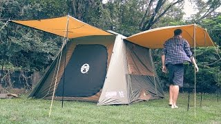 Top 5 favourite camping gear - icemule cooler, coleman stove, tent and torch, oztrail light