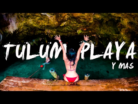 TULUM, PLAYA DEL CARMEN, CANCUN (GoPro edit)