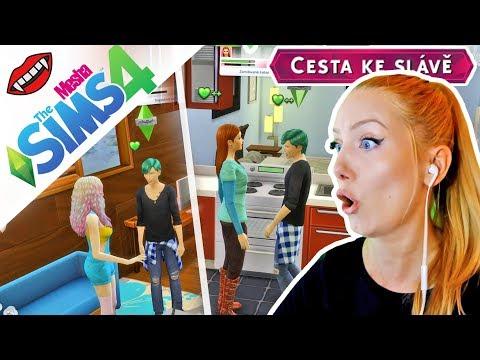 LUCAS JE PĚKNEJ SVŮDNÍK! ● The Sims 4 - UPÍŘÍ DENÍKY 37