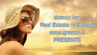 (VD 155) Villa for Sale. Ionian Islands. Greece. (ex VD 148). Ref.: 2006/01.