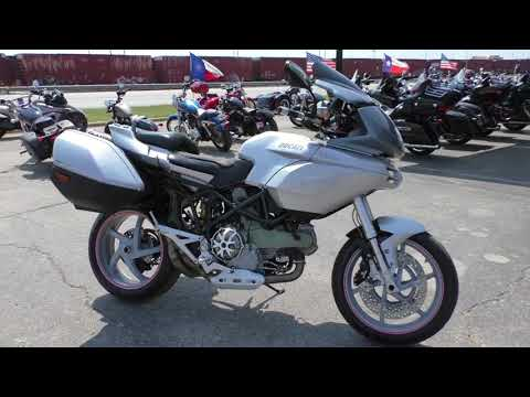 006643 - 2004 Ducati Multistrada 1000DS - Used motorcycles for sale