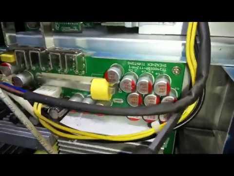 Aisen (aixin) A1 25 th/s - ремонт блока питания!