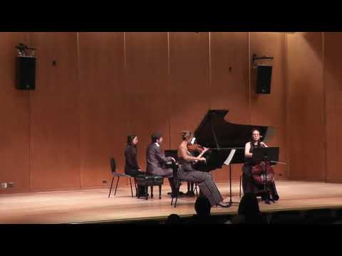 Mendelssohn C minor Piano Trio