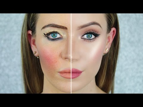Tutorial: 10 ways you are doing your makeup wrong