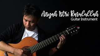 Aisyah Istri Rasulullah Gitar Instrument Fingerstyle...