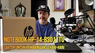 HP 14-BS011TU Notebook 14Inch HD Intel Core i3-6006U 4 GB 500 GB