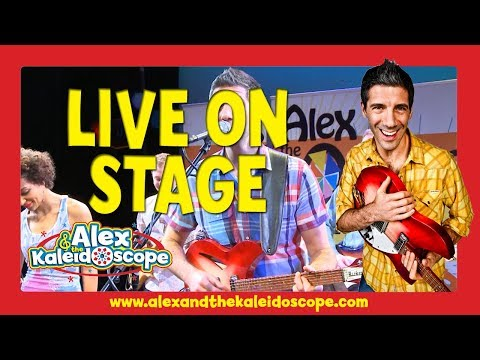 Alex & The Kaleidoscope LIVE IN CONCERT...
