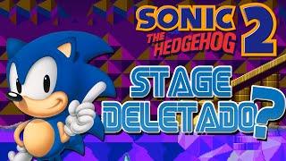 Dicas (Códigos & Glitches): Sonic 2 (Mega) Como Acessar a Fase Excluída (Hidden Palace)