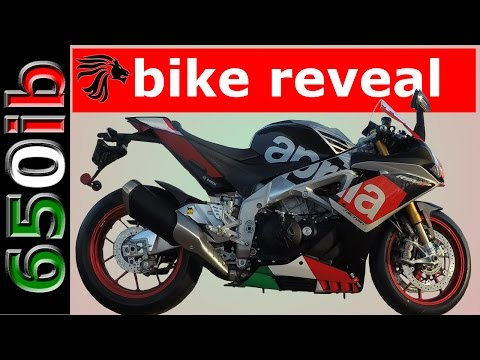 2016 Aprilia RSV4 RF | New Bike Reveal, First Ride & Review