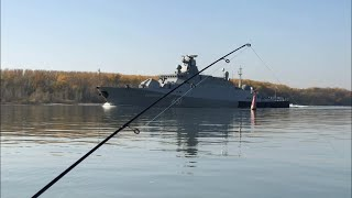 Рыбалка на ахтубе в январе