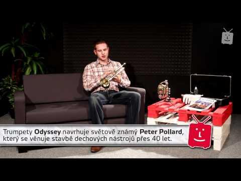 ODYSSEY OTR140 Trumpeta, trubka