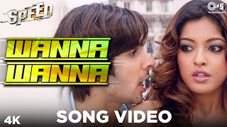 Wanna Wanna Song Video - Speed | Zayed Khan, Tanushree Dutta, Urmila | Shaan, Sunidhi Chauhan