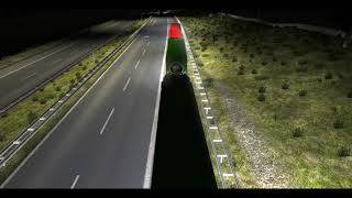 Euro Truck Simulator 2/ Truckers MP Mika Trans CZ Praha-Aberdeen. 15.01.2019