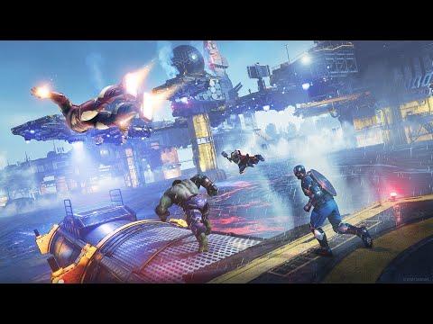 Marvel's Avengers : Présentation des améliorations PS5 et Xbox Series