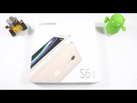 Gionee S6s Unboxing & Hands on, Camera, Features