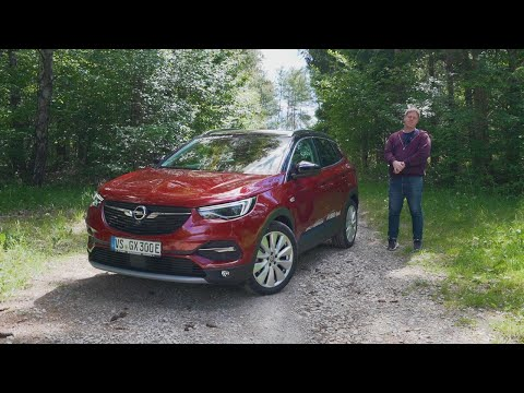 2020 Opel Grandland X Hybrid 300PS - Review, Fahrbericht, Test