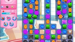 Candy Crush Saga Level 4146 (3 stars, No boosters)