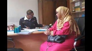 Wajir East MP Rashid Amin Punches Women Rep Fatuma Gedi