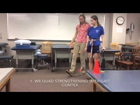 Gait Treatment CVA Patient PT730 Mp3