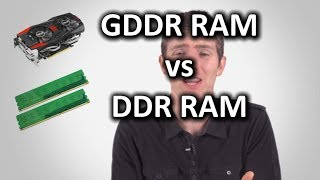 DDR Memory vs GDDR Memory as Fast As Possible | Kholo.pk