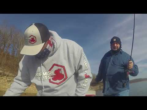 Fishing with the Tackle HD HI-Def Craw