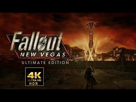 Fallout New Vegas Ultimate Edition - Live Playthrough In UHD 4K #14