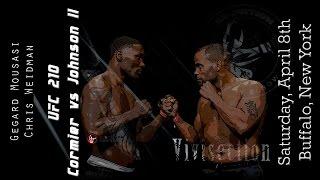 The MMA Vivisection - UFC 210: Cormier vs. Johnson 2 picks, odds, & analysis