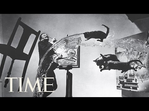 Dalí Atomicus - Slavné fotografie