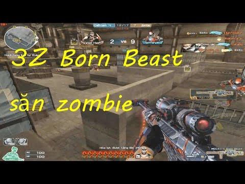 [ Bình Luận CF ] Set súng VIP 3z Born Beast - Tiền Zombie v4 - Video hài  hước - Xem.vn