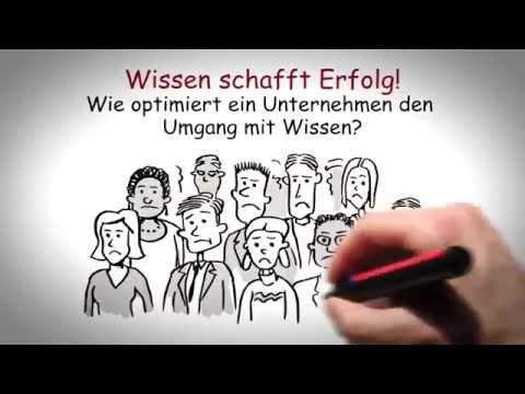 Wir leben und arbeiten bereits in einer Wissensökonomie. Wissen ist zur wichtigsten Ressource in Wirtschaftsunternehmen geworden. Dies ist der Trailer zu dem eintägigen Workshop des Management Instituts in Dortmund.