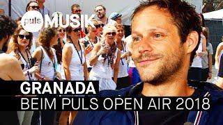 Granada Und Der Münchner Kneipenchor Beim PULS Open Air 2018 (Mini Doku)