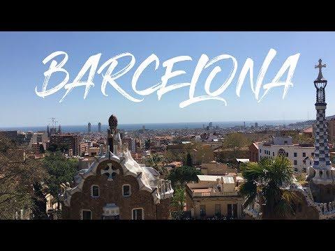 4 DAYS IN BARCELONA   TRAVEL VLOG