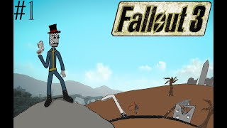 Fallout 3 Playthrough Episode 1