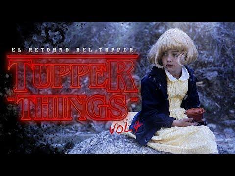 Tupper Things 1x04 El retorno del tupper