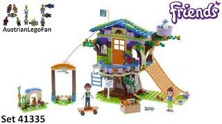Lego Friends 41335 Mias Baumhaus - Lego Speed Build Review