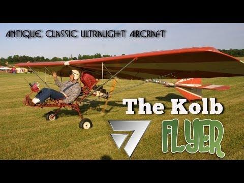 Kolb Flyer twin engine, single seat, part 103 legal ultralight aircraft.