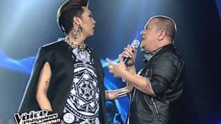 The Voice Philippines Finale: Lea Salonga and Mitoy | Total Eclipse of the Heart | Live Performance