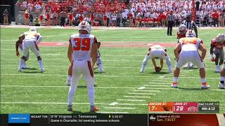 2018 - Oregon State Beavers vs Ohio State Buckeyes in 40 Minutes