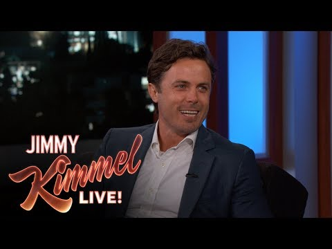 Casey Affleck Reveals He's a Terrible Baseball Player