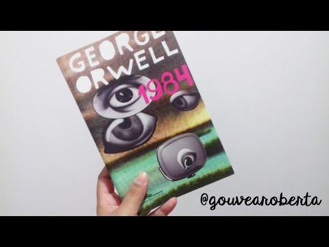 Voc�s tem que ler 1984, do George Orwell | Roberta Gouv�a